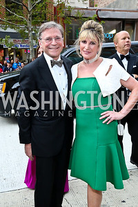 Paul Frazer and Dr. Tina Alster. Photo by Tony Powell. 2013 Ford's Theater Annual Gala. June 2, 2013