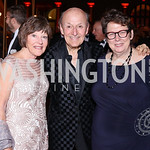 Helen Carey, Victor Shargai, Amy Austin. Photo by Tony Powell. 2016 Harman Gala. Building Museum. September 25, 2016