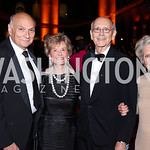 Michael Kahn, Justice Stephen Breyer, Jane Harman. Photo by Tony Powell. 2016 Harman Gala. Building Museum. September 25, 2016
