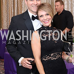 Jeff Mullen and Sage Bolte. Photo by Tony Powell. 2016 Hisaoka Gala. Omni Shoreham. September 17, 2016