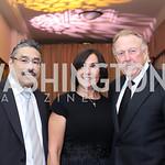 Bob Hisaoka, Bonnie and Dick Patterson. Photo by Tony Powell. 2016 Hisaoka Gala. Omni Shoreham. September 17, 2016