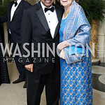 Frank Islam and Debbie Driesman. Photo by Tony Powell. 2016 Meridian Ball. October 14, 2016