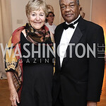 Lynne Horning, David Driskell. Photo by Tony Powell. 2016 Phillip