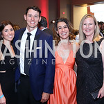 Carmen and Joe Petty, Angie Fox, Emily Cassell. Photo by Tony Powell. 2016 RAMMY Awards. Convention Center. June 12, 2016