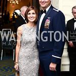Patti and Erick Turasz. Photo by Tony Powell. 2016 USO Annual Awards Dinner. April 19, 2016