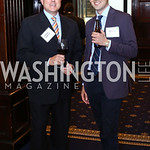 Stephan Gaskill, Mike Litt. Photo by Tony Powell. 45th Anniversary of Public Citizen. Press Club. June 16, 2016