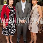 Debra Zumwalt, Ambassador Yousef Al Otaiba, Adrienne Arsht