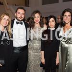 Evie Giovannopoulou, Petros Antoniadis, Kelly Vlahakis-Hanks, Nadia Murad, Vivian Panou