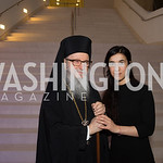 His Eminence Archbishop Demetrios, Nadia Murad