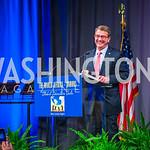 United States Secretary of Defense Ash Carter. Photo by Alfredo Flores. The World Affairs - HONORS Global Education Gala. The Ritz-Carlton, Washington D.C. March 29, 2016