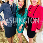 Marie Royce, Elizabeth Elizabeth Heng, Anne Sullivan. Photo by Alfredo Flores. Thomson Reuters Correspondents