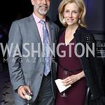 Deputy Chancellor Michael Gaal, Katherine Bradley. Photo by Tony Powell. 2017 DC Ed Fund 10 Year Anniversary Dinner. Renwick Gallery. October 5, 2017