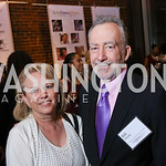 Anna Bernanke, Bill Wooby. Photo by Tony Powell. 2017 Fair Chance Honors. Studio Theatre. April 24, 2017