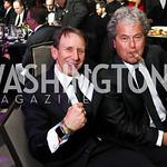 Neil Cohen, Bruce Haywood. Photo by Tony Powell. 2017 Fight Night. Washington Hilton. November 2, 2017