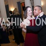 Abby Camp, Marvin McPherson. Photo by Tony Powell. 2017 Innocents at Risk Gala. OAS. April 26, 2017