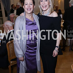 Marilyn Dabaghi, Erica Moorehead. Photo by Tony Powell. 2017 Innocents at Risk Gala. OAS. April 26, 2017