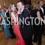 Yasmine Ghorbal, Omar Ghorbal. Photo by Tony Powell. 2017 Innocents at Risk Gala. OAS. April 26, 2017
