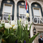 Photo by Tony Powell. Netherlands Tulip Reception. April 5, 2017