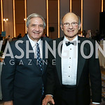 Alan Zuccari, Bill Novelli. Photo by Tony Powell. 2017 Capital Caring Gala. MGM National Harbor. November 11, 2017