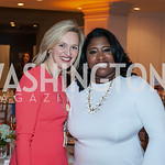 Republican Co-Chair Laura Cox Kaplan, Democratic Co-Chair Tasha Cole. Photo by Tony Powell. 2017 Running Start Women to Watch. NMWA. March 20, 2017
