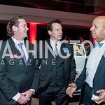 PCA Potomac Region's Secretary Gary Baker, Club Race Chair Ken D'Angelo, Tony Williams. Photo by Tony Powell. 2017 VIP Exotic Car & Luxury Lifestyle Reception. January 25, 2017
