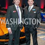 PCA Potomac Region's Secretary Gary Baker and Club Race Chair Ken D'Angelo. Photo by Tony Powell. 2017 VIP Exotic Car & Luxury Lifestyle Reception. January 25, 2017