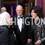 Mary Kennedy, Justice Anthony Kennedy, WNO Artistic Director Francesca Zambello, Evelyn DiBona. Photo by Tony Powell. 2017 WNO Season Opener. Kennedy Center. May 6, 2017