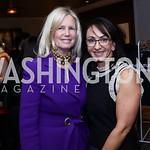 Susan Blumenthal, Elena Allbritton. Photo by Tony Powell. 2017 Women Rule Summit Kickoff. Four Seasons. December 4, 2017