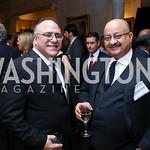 Victor Shiblie, Saudi Arabia Amb. Abdullah Al Saud. Photo by Tony Powell. 2017 World Affairs Global Education Gala. Ritz Carlton. March 29, 2017
