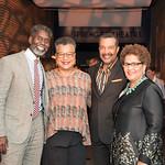 Anwar Saleem, Marie Johns, Wendell Johns, Sherry Bellamy,  Atlas Performing Arts Center, Destination Atlas Party for a Purpose Gala, October 6, 2017. Photo by Ben Droz.