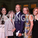 Debbie Winsor, Elaine Delaney, Rep. John Delaney and April Delaney, Patrice Brickman. Photo by Tony Powell. Inaugural Halcyon Awards. Union Station. May 20, 2017