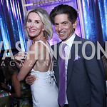 Mary and Robert Haft. Photo by Tony Powell. Inaugural Halcyon Awards. Union Station. May 20, 2017