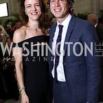 Nina Weir, Mark Gillespie. Photo by Tony Powell. Inaugural Halcyon Awards. Union Station. May 20, 2017