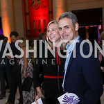 Mary and Brett Schulman. Photo by Tony Powell. Inaugural Halcyon Awards. Union Station. May 20, 2017