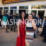 Monica Escalante, Grace Rivera, Leadership Montgomery, Celebration of Leadership, The Fillmore, June 6th, 2017, Photo by Ben Droz.