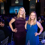 Samantha Smith, Natalie Hietz. Photo by Joy Asico. Longines Ladies Award 2017. Ronald Reagan Building. May 19, 2017