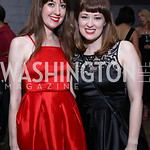 Sarah and Mary Corley. Photo by Tony Powell. 2017 Phillips Collection Gala After Party. Union Market. May 19, 2017