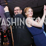 Mark Kestner, Ashley McLellan. Photo by Tony Powell. 2017 Phillips Collection Gala After Party. Union Market. May 19, 2017