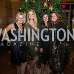 Kristen Nunnally, Katharin Kratovil, Kara Hill Taste of Scotland - Campagna Center Donor Reception December 1, 2017 Photo by Naku Mayo