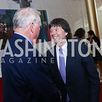 """Co-director of """"The Vietnam War"""" Ken Burns. Photo by Tony Powell. """"The Vietnam War"""" Preview Screening. Kennedy Center. September 12, 2017"""