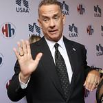 Tom Hanks. Photo by Tony Powell. 2018 Heroes and History Makers. Washington Hilton. November 29, 2018