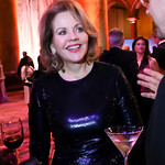 Renee Fleming. Photo by Tony Powell. 2018 Shakespeare Theatre Co. Gala. Building Museum. October 14, 2018