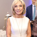 "Andrea Mitchell. Photo by Tony Powell. Beschloss ""Presidents of War"" Book Party. Decatur House. October 3, 2018"