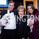 Jonathan Weinberger,  Elizabeth Dole, Morgan Ortagus