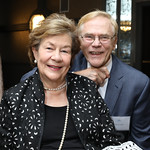 "Elizabeth and Jan Lodal. Photo by Tony Powell. Kennedy Krieger ""Whatever It Takes"" Gala. Capitol Hilton. October 10, 2018"