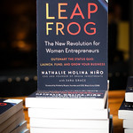 "Photo by Tony Powell. ""Leapfrog"" Book Party. LaPop. September 20, 2018"
