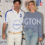 Nacho Figueras, Delfina Blaquier, NSLM 8th Annual Polo Classic Luncheon, Sept 9, 2018, Nancy Milburn Kleck