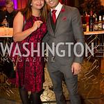 Sandra Almaaitah, Osama Aladwan, Photo by Jay Snap | LaDexon Photographie, Templeton Prize Ceremony, Washington National Cathedral, November  13, 2018