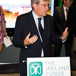 Ambassador Dan Mulhall. Photo by Bruce Allen. Young Leaders Halfway to St. Patricks Day. 9/14/18