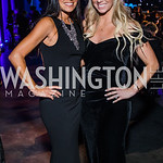 Stacey Beggan, Mallory Debenedetto, Photo by Alfredo Flores. 2019 Autism Awareness Gala. The Anthem. November 12, 2019.jpg